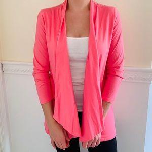 Pink Charter Club Cardigan